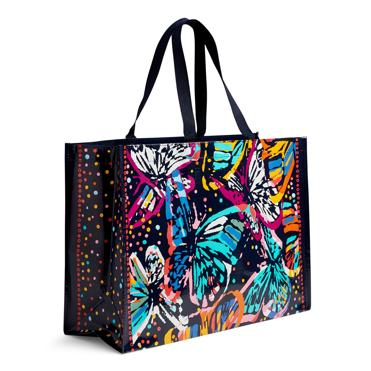 abfff9cab6 Image of Market Tote in Butterfly Flutter ...