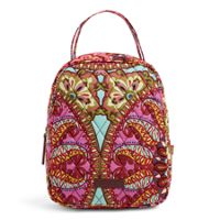 Deals on Vera Bradley Factory Style Lunch Bunch Bag