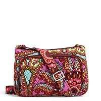 Deals on Vera Bradley Factory Style Little Hipster