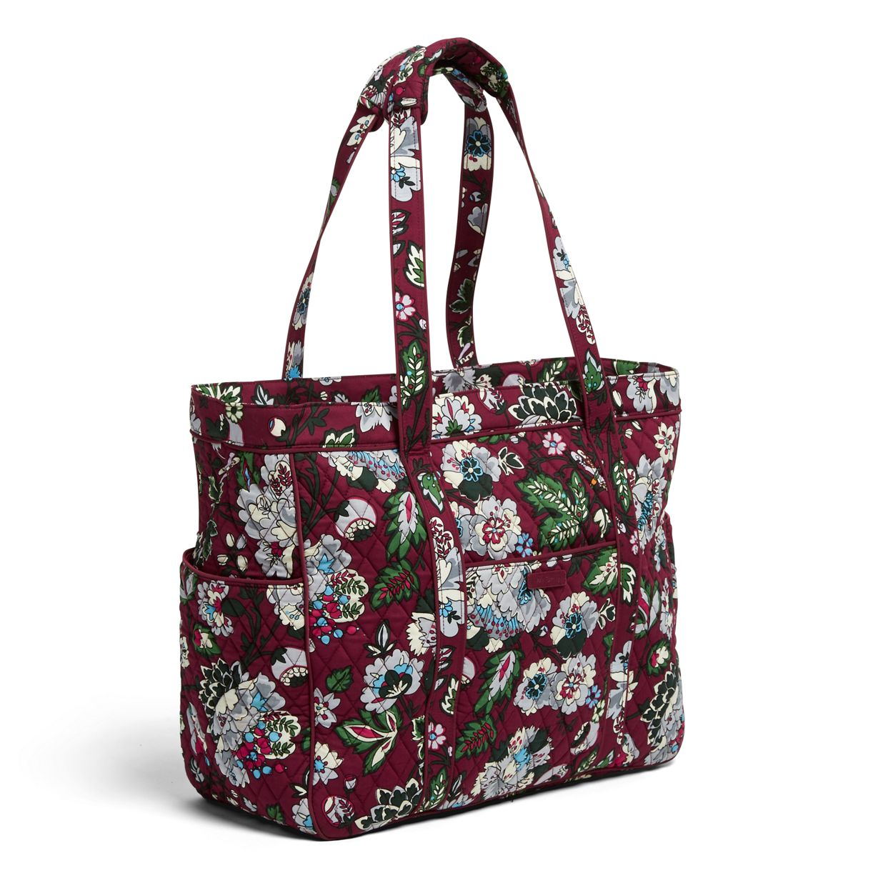 51f1ddc94ec7 ... Image of Get Carried Away Tote in Snow Lotus ...