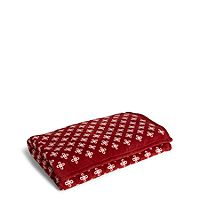 Deals on Vera Bradley XL Throw Blanket