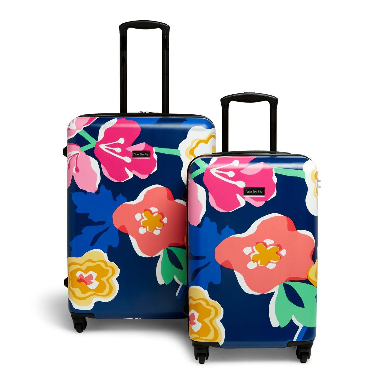 6027c03d71 Image of Hardside Spinner Luggage Set in Lavender Dandelion ...