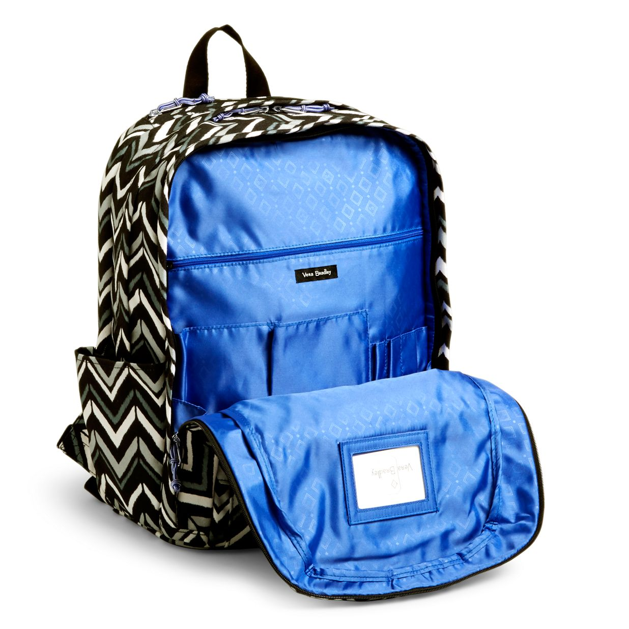 b4f00e6c96e9 ... Image of Lighten Up Grand Backpack in Lotus Chevron ...