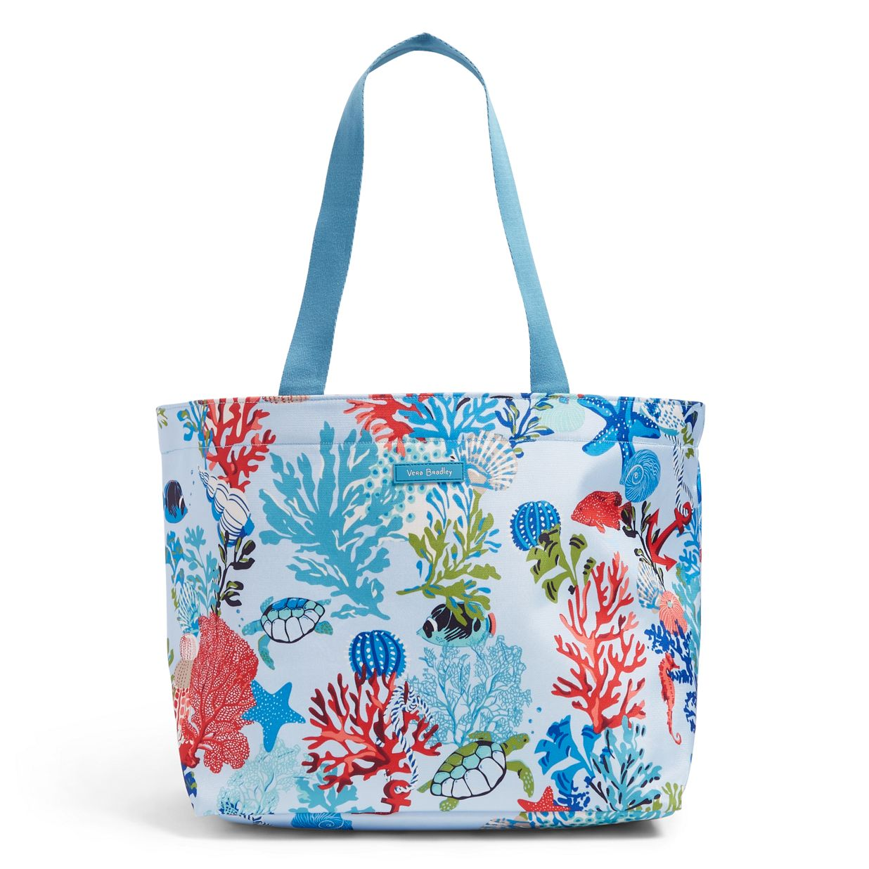 1d6e661eb3 Image of Drawstring Family Tote in Shore Thing ...