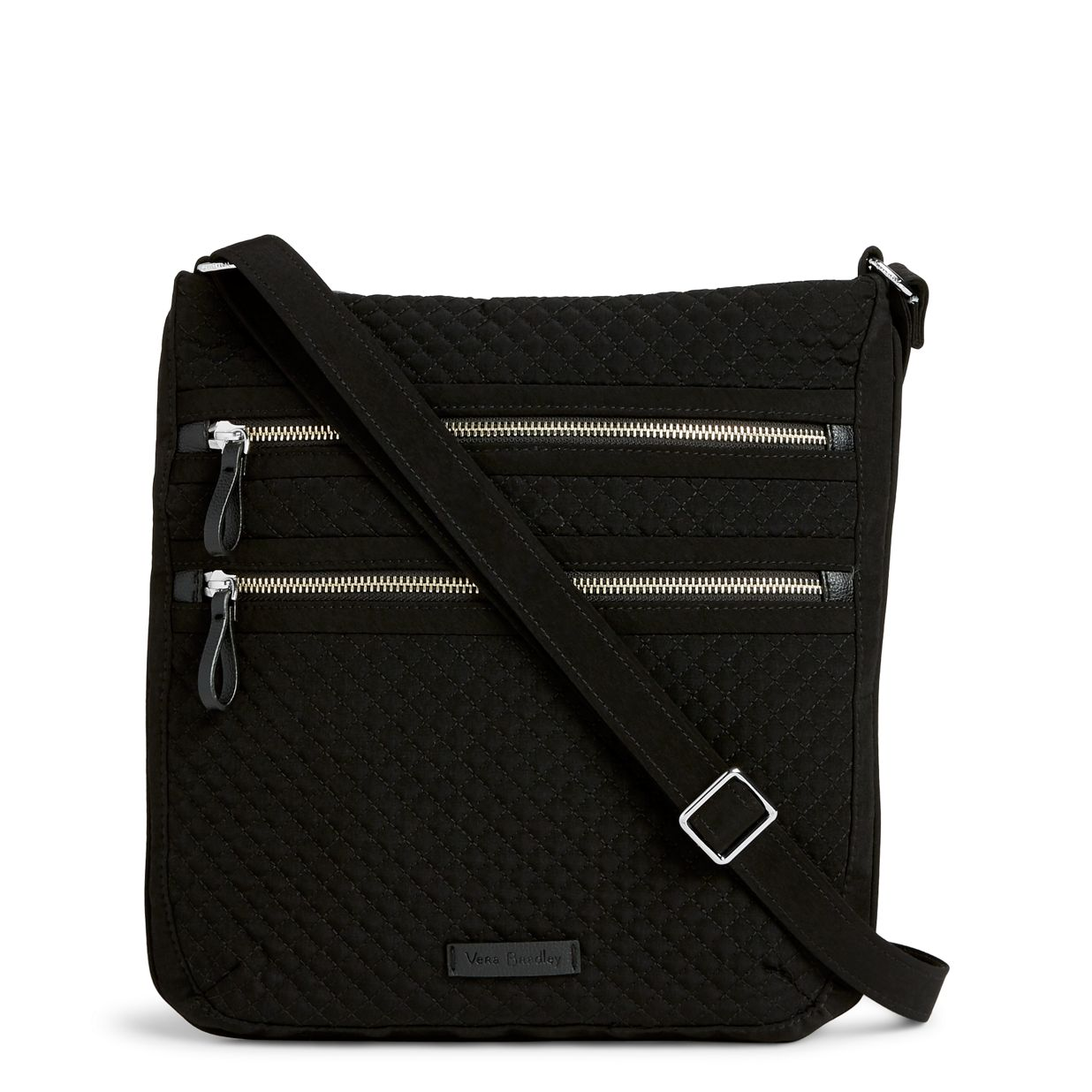 6e2c933548 Image of Iconic Triple Zip Hipster in Classic Black ...