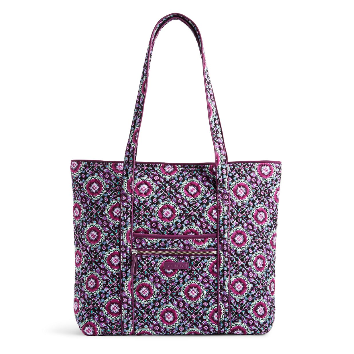 b7fd3a0a2f6f Image of Iconic Vera Tote in Lilac Medallion ...