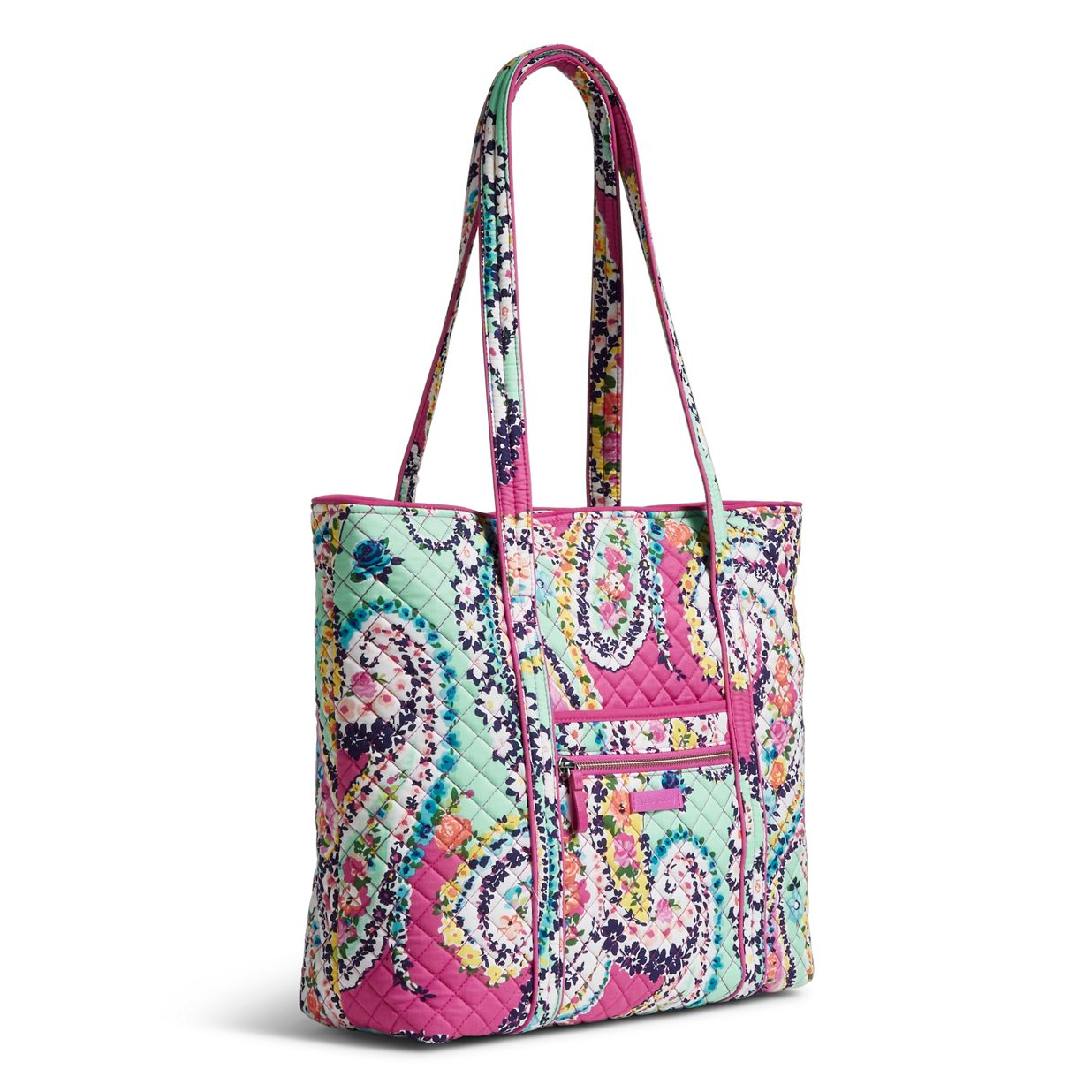 0aa06b28ed ... Image of Iconic Vera Tote in Shore Thing ...
