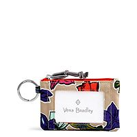 Deals on Vera Bradley Lighten Up Zip ID Case