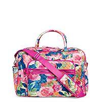 VeraBradley.com deals on Vera Bradley Iconic Weekender Travel Bag