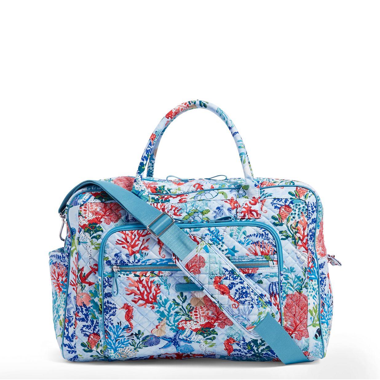 2d07d27a0 Iconic Weekender Travel Bag | Vera Bradley