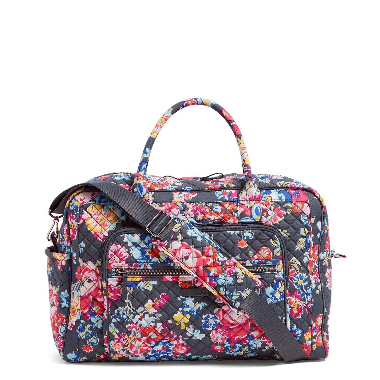 Iconic Weekender Travel Bag Vera Bradley