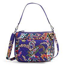 Yellow Shoulder Bags   Purses - Bags   Vera Bradley 0e50e78cd1