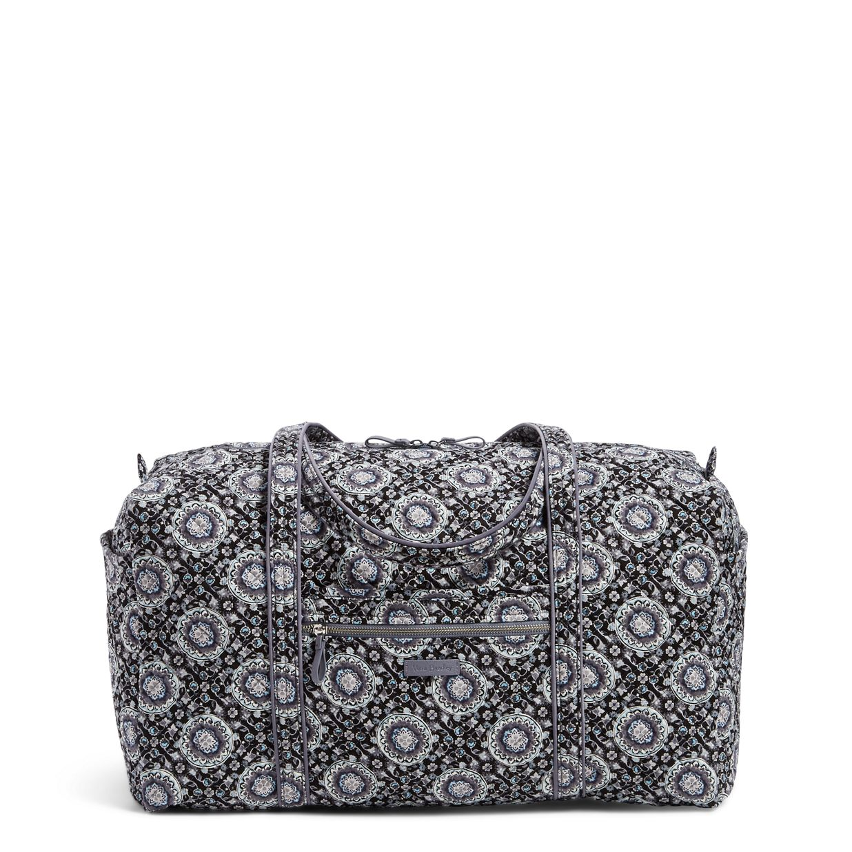 Iconic Large Travel Duffel Bag Vera Bradley