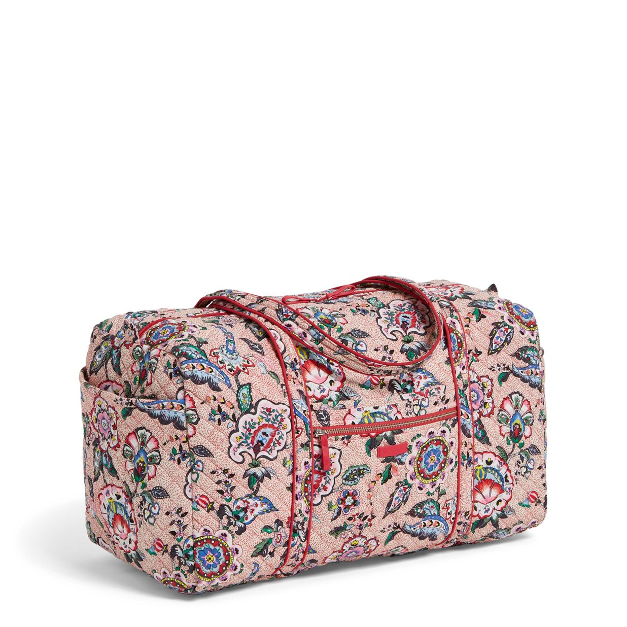 ... Image of Iconic Large Travel Duffel in Lilac Medallion 88d5207dd030c