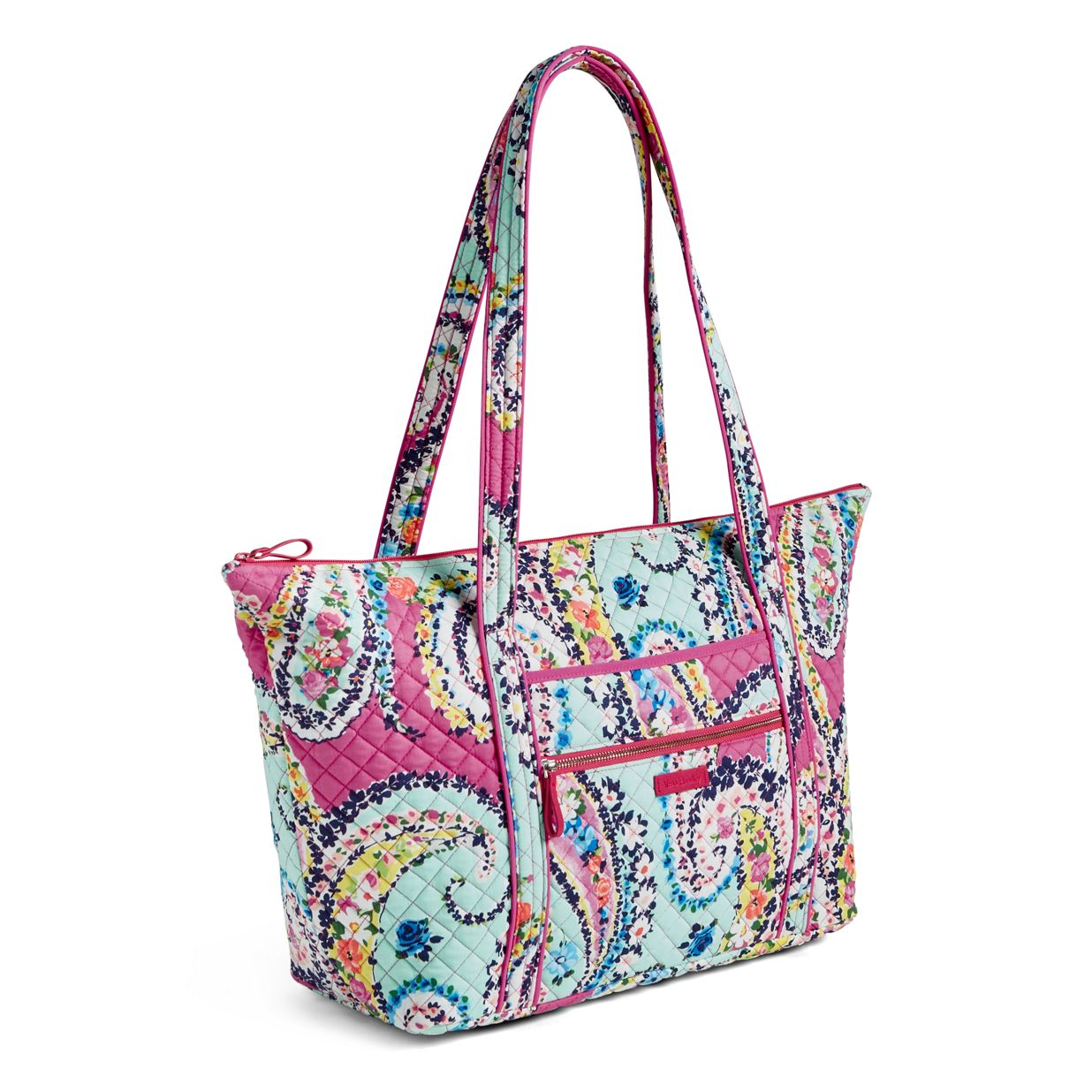 8c9b4b2f5a ... Image of Iconic Miller Travel Bag in Pretty Posies ...