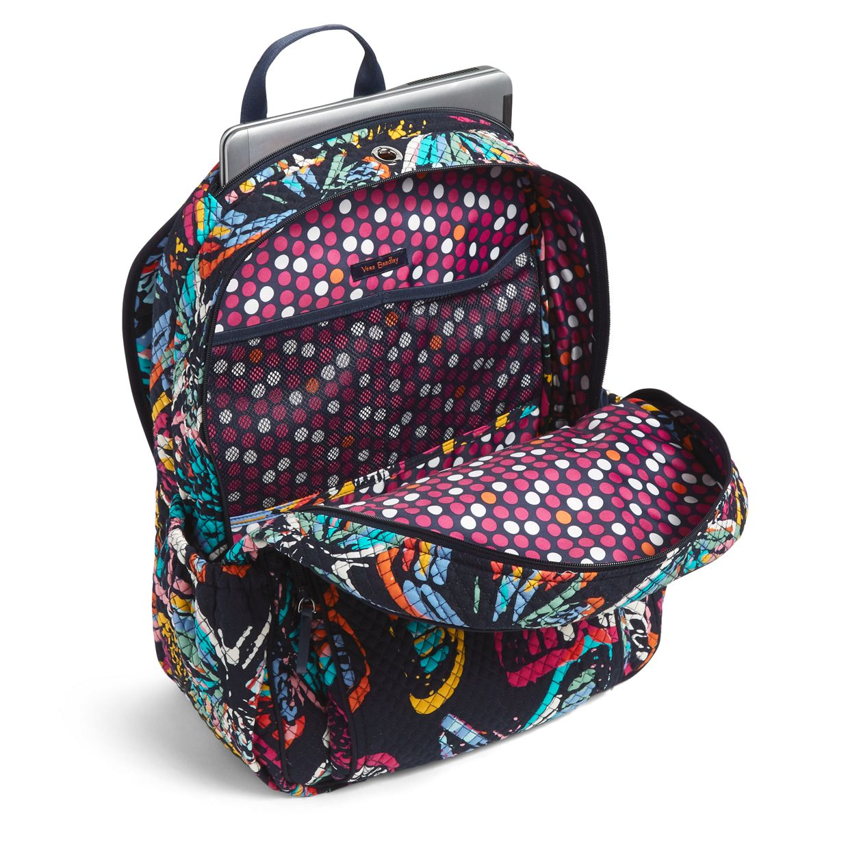 Image of Iconic Campus Backpack in Butterfly Flutter 89f7189893b34