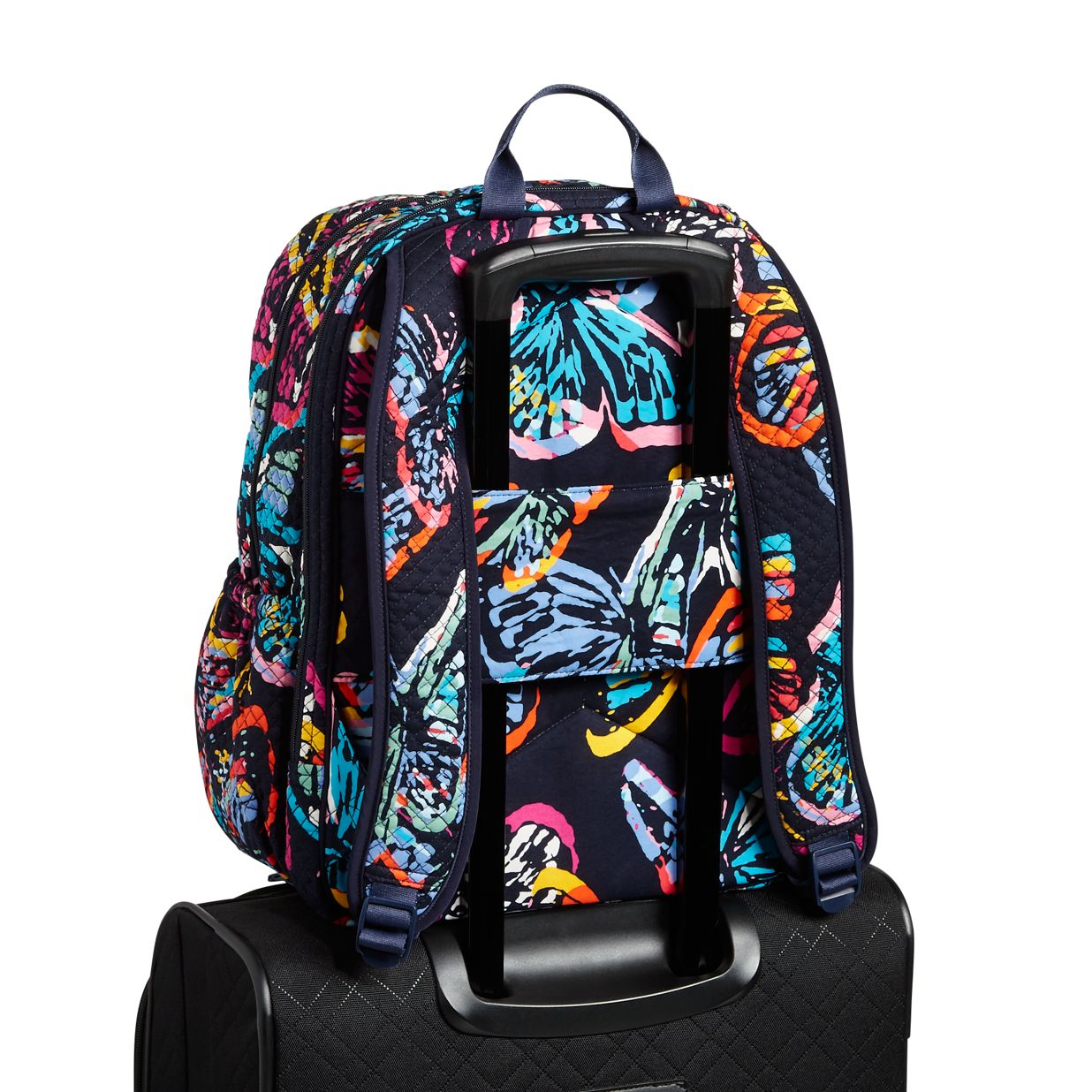 ... Image of Iconic Campus Backpack in Butterfly Flutter ... a43a7731f525f