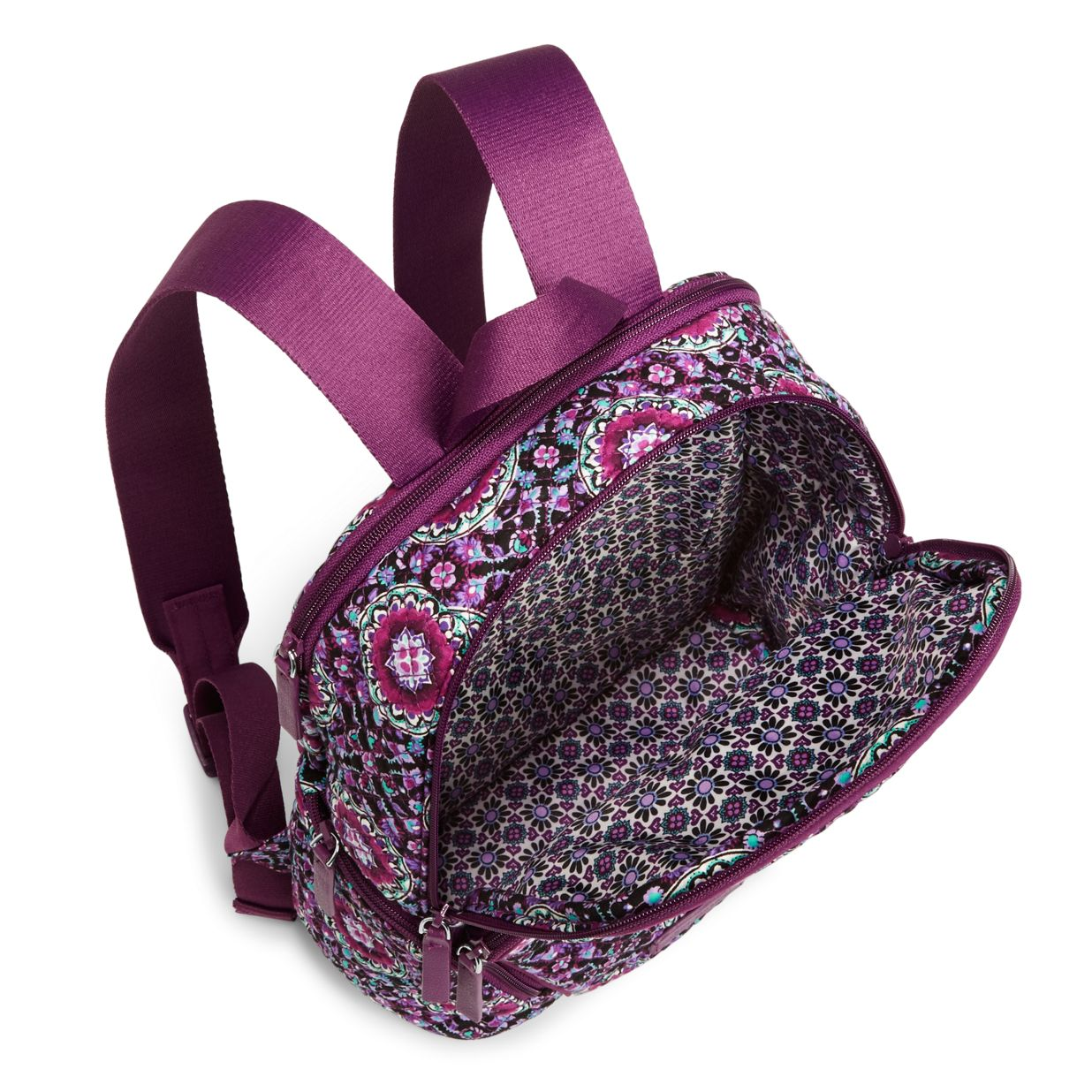... Image of Hadley Backpack in Lilac Medallion ... 001a2056d8c01
