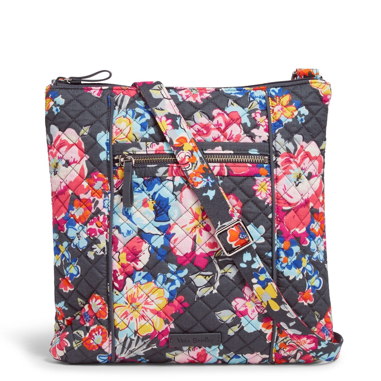 83fd3d7650e Image of Iconic Hipster in Pretty Posies Crossbody ...