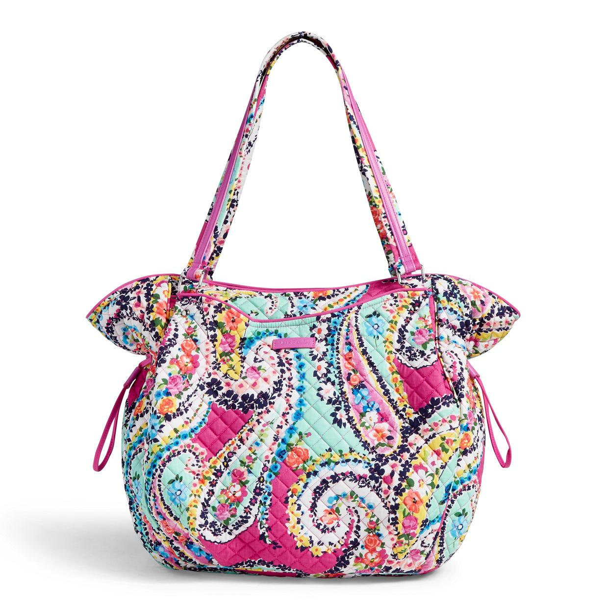 Image of Iconic Glenna Tote in Wildflower Paisley ... 2881d28ec4b54