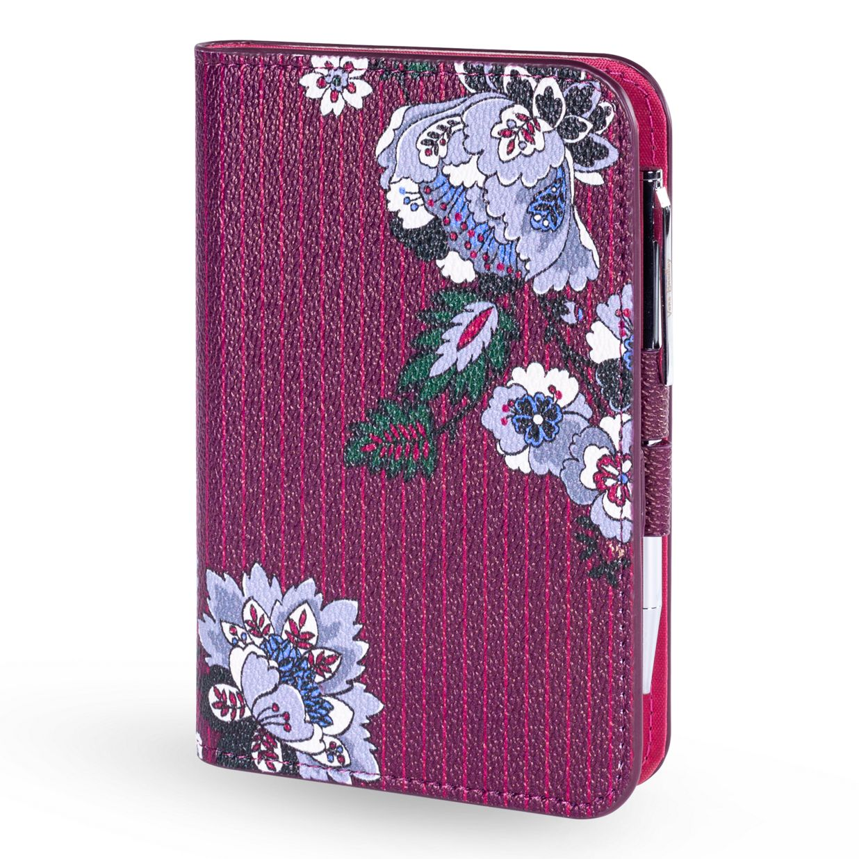 b64ff4e77c Image of Journal with Pen in Tossed Posies