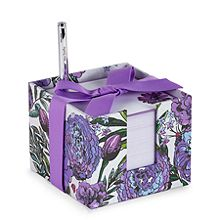 Planners Stationery Accessories Vera Bradley - The-beautiful-dot-and-cube-collections