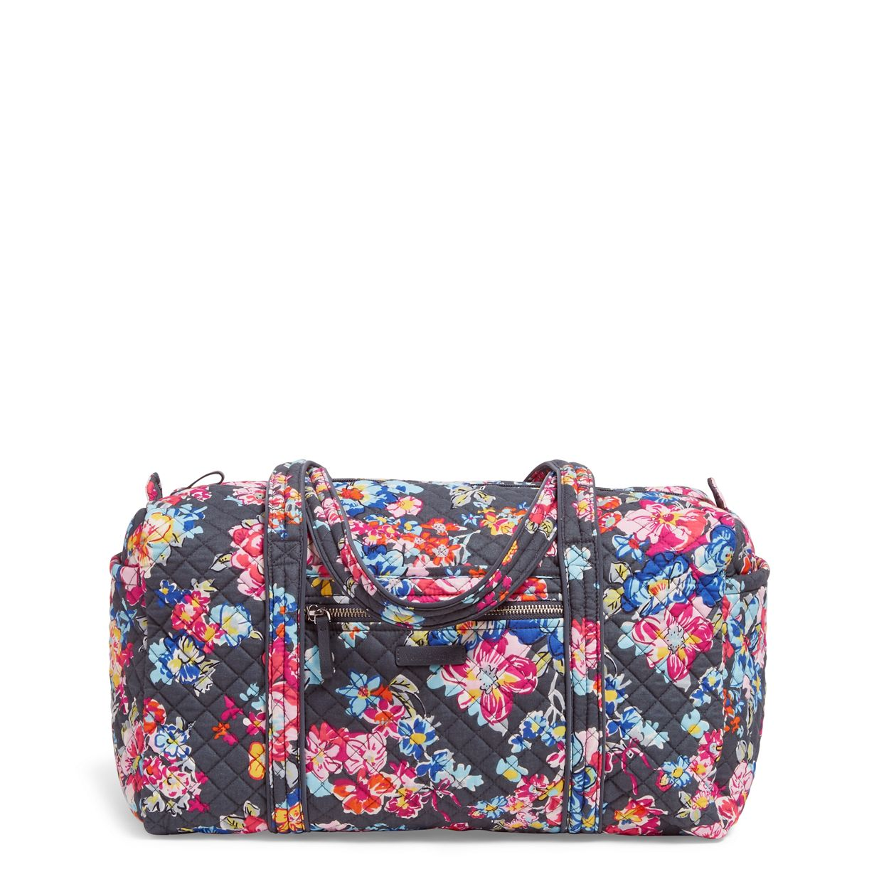 b05564823 Image of Iconic Small Duffel in Pretty Posies ...