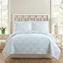 Swedish Fl Coverlet Twin
