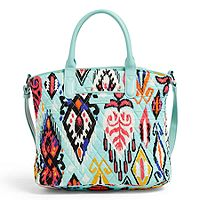 Deals on Vera Bradley Factory Style Casual Satchel