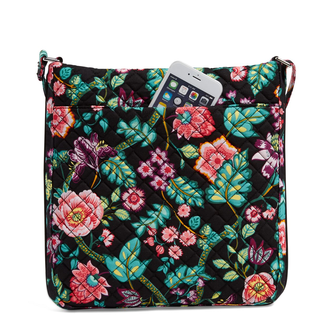 e5106f0842 Crossbody style keeps you handsfree Image of Iconic Triple Zip Hipster in  Kaleidoscope