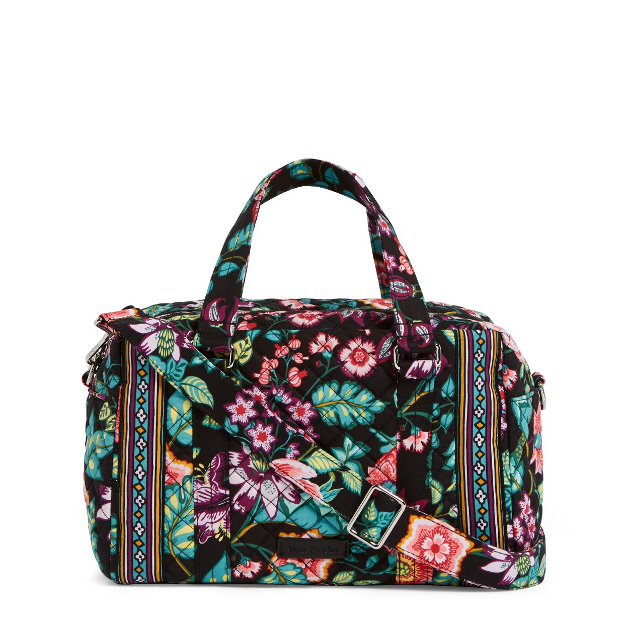Image of Iconic 100 Handbag in Vines Floral 44ec20a4c7ce5