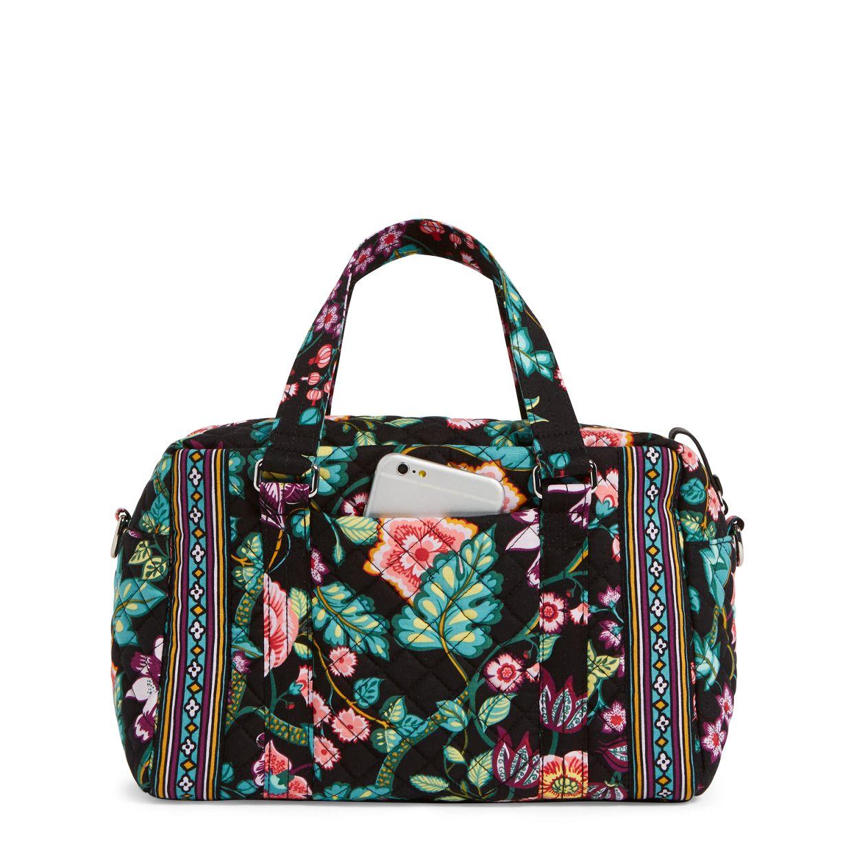 ... Image of Iconic 100 Handbag in Vines Floral e04e5890288e1