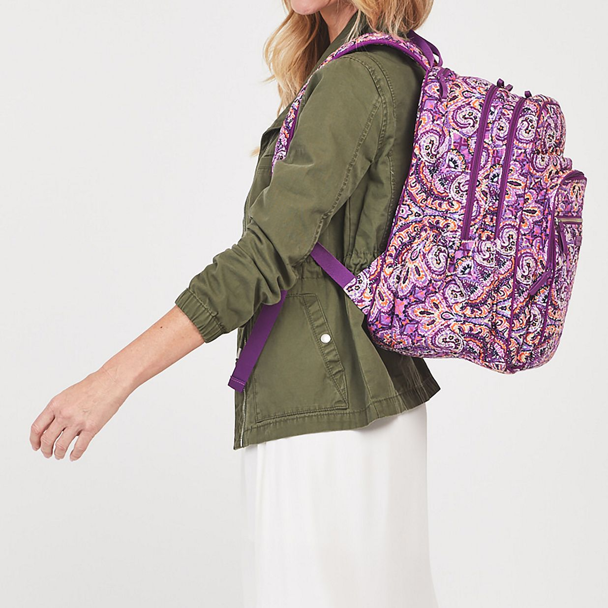 0c1ceefd3283 ... Image of Iconic XL Campus Backpack in Butterfly Flutter