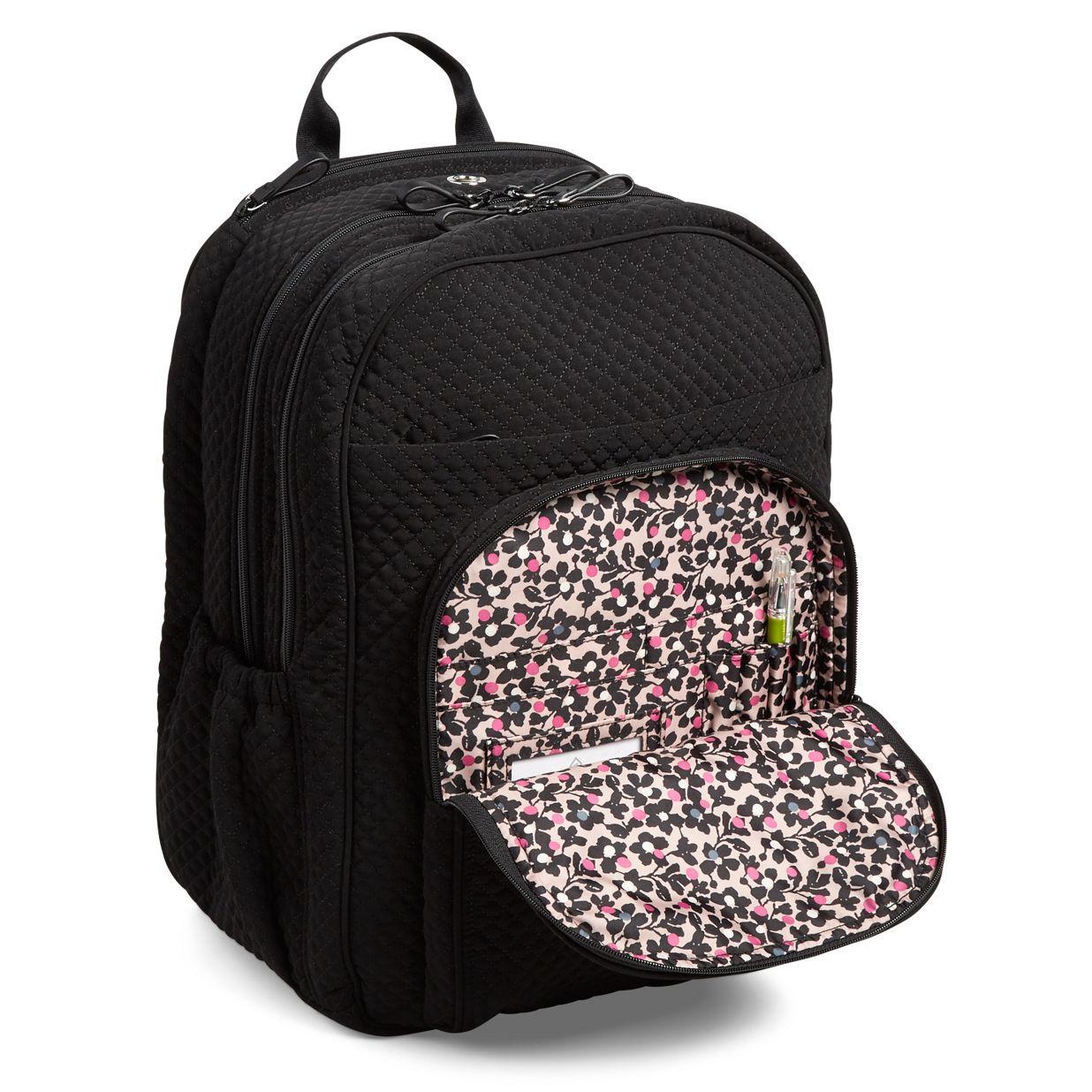 Iconic Xl Campus Backpack Vera Bradley