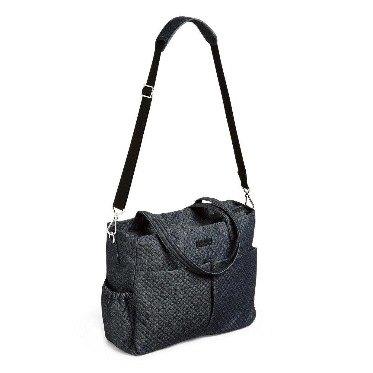 ... Image of Iconic Ultimate Diaper Bag in Denim Navy ... 6dd462e995075