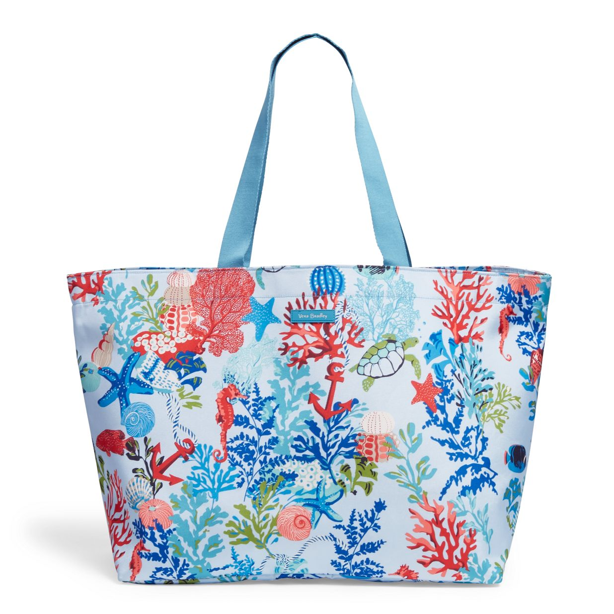 Image of Lighten Up Large Family Tote in Shore Thing ... d5fe64fd53725