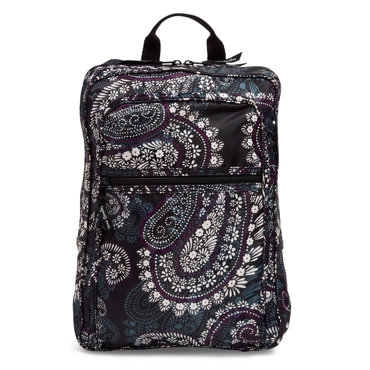 Image of Packable Backpack in Paisley Petals ... e2ff663c3e980