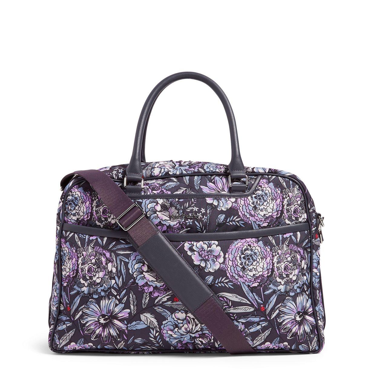 Iconic Lay Flat Weekender Bag