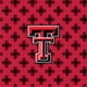 Scarlet/Black Mini Concerto with Texas Tech Logo