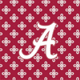 Crimson/White Mini Concerto with Alabama Logo
