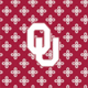 Cardinal/White Mini Concerto with University of Oklahoma Logo