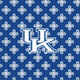 Royal/White Mini Concerto with Univeristy of Kentucky Logo