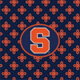 Navy/Orange Mini Concerto with Syracuse University Logo