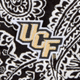 Black/White Bandana with University of Central Florida Logo